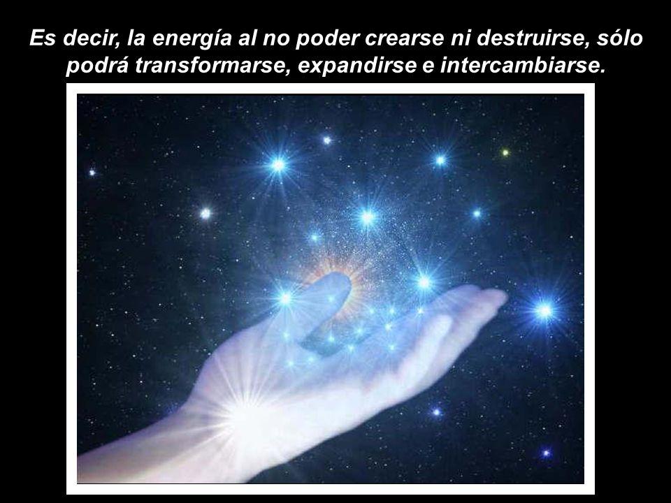 Por inferencia, cada ser humano es responsable de la forma en que mueve sus energías, es decir es el responsable de las energías involucradas en sus pensamientos, palabras, acciones, impulsos, deseos, ansias, afanes, sentimientos, emociones,…