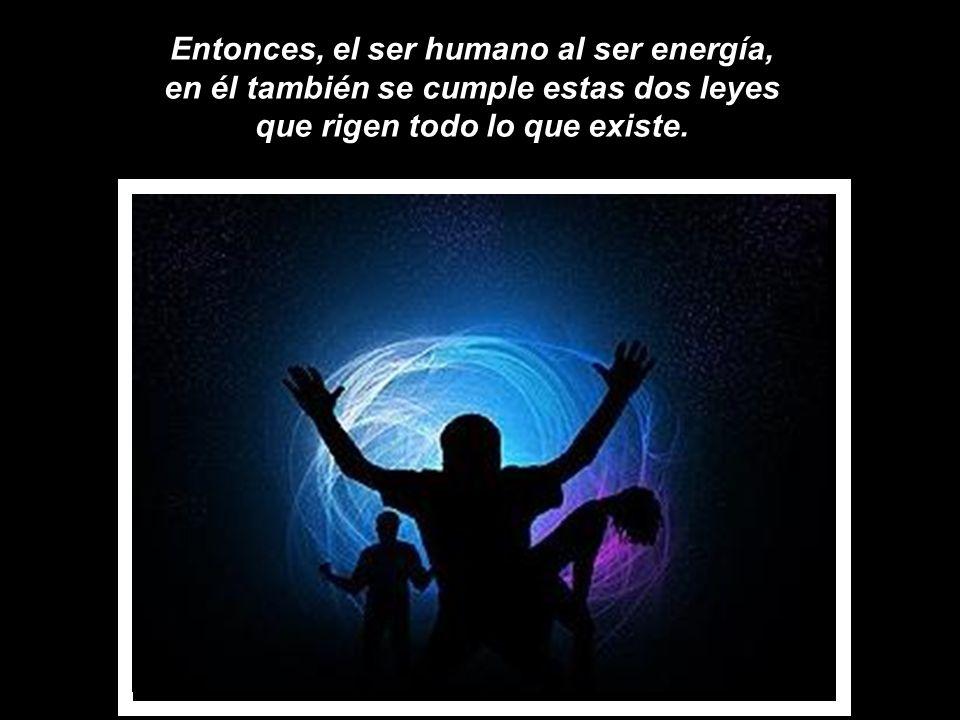 Las energías inherentes, al tergiversarse y desvirtuarse, se van haciendo más y más pesadas y por lo tanto se van pegando y acumulando en la esencia responsable de su resguardo.