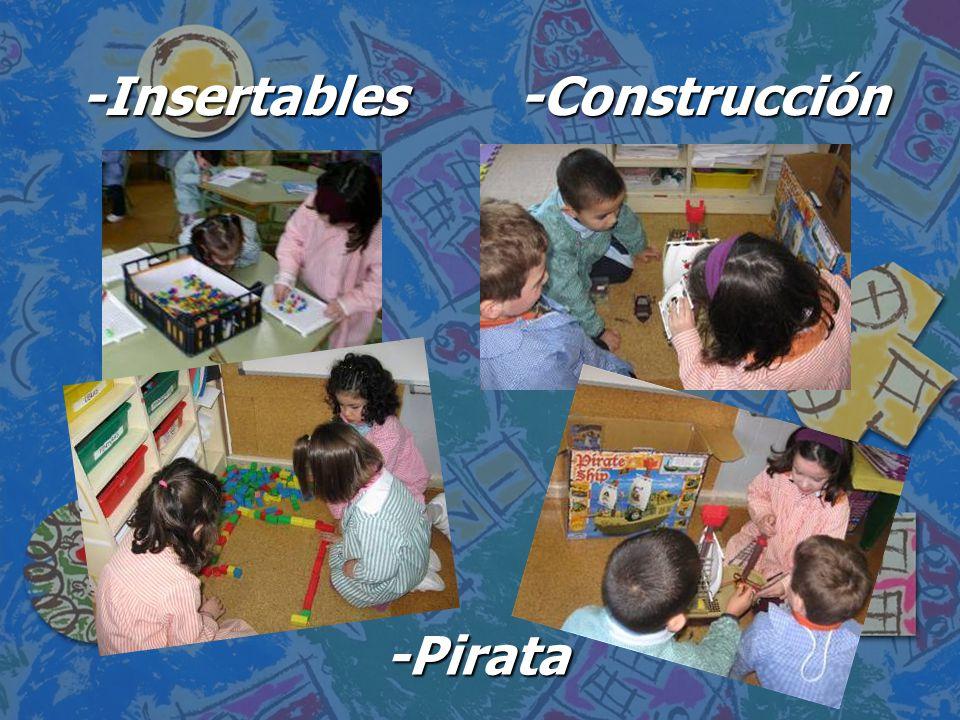 -Insertables -Construcción -Pirata
