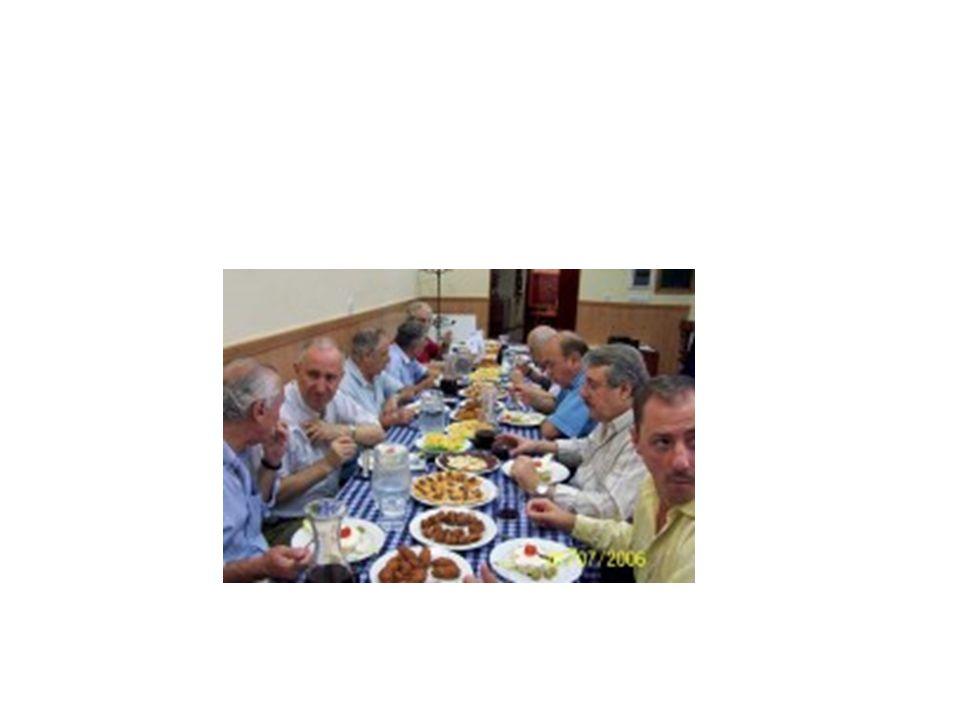 Sociedades gastronómicas solo para hombres