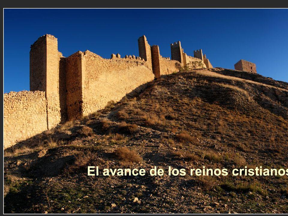 El avance de los reinos cristianos