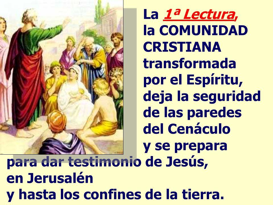 La Liturgia de este domingo nos invita a descubrir a Cristo vivo, que acompaña a los hombres por los caminos del mundo, muchas veces sin ser reconocido.