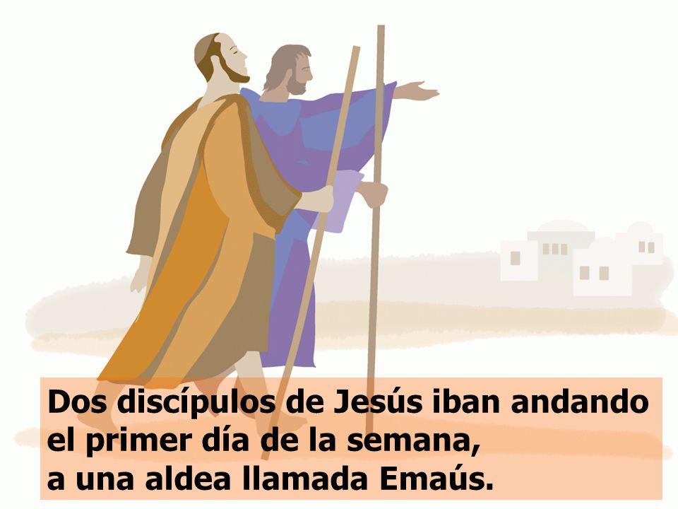 Aguardaban un Mesías glorioso, un Rey poderoso, vencedor, y se encuentran ante un derrotado, que había muerto en una cruz.