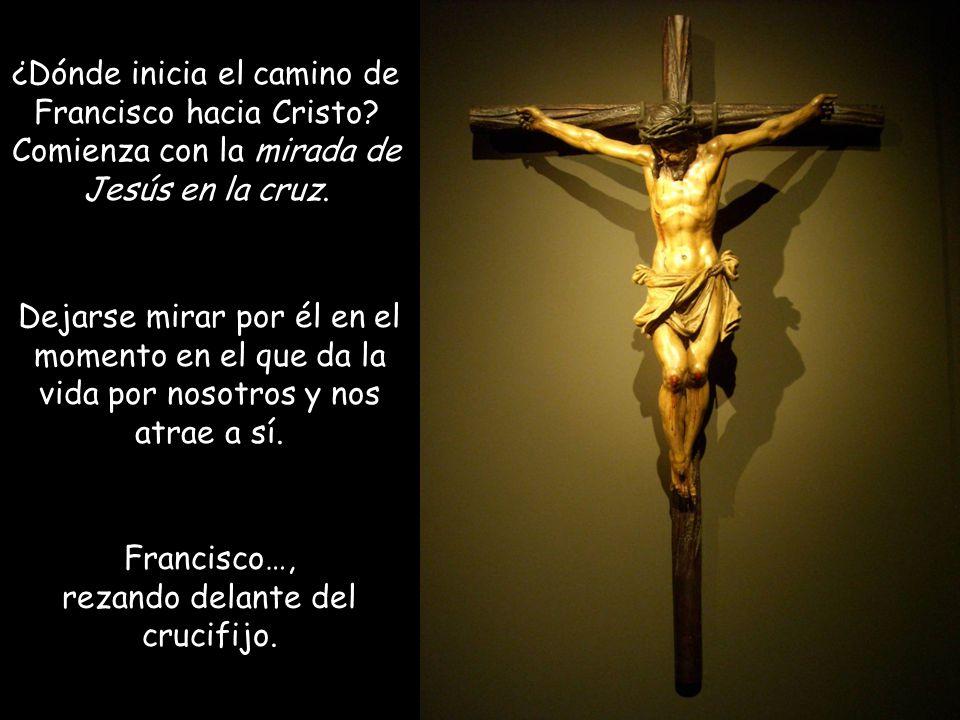 1. La primera cosa que nos dice, la realidad fundamental que nos atestigua es ésta: ser cristianos es una relación viva con la Persona de Jesús, es re