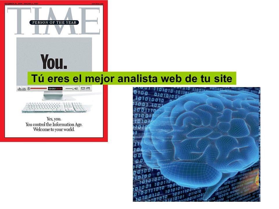 Tú eres el mejor analista web de tu site