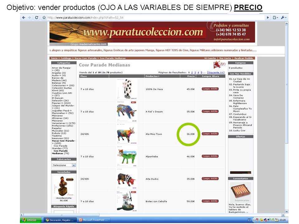 GRACIAS Adrián Segovia (Antes) I-Marketing en Prisacom (Ahora) Web-Analyst EL PAÍS (ELPAÍS.com) Si necesitas algo + de Info: asegovia@elpais.es Twitter: @asegovia Facebook: Blogs: http://www.filmica.com/audiencias