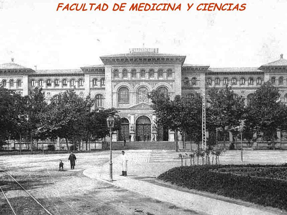 COLEGIO DE LOS JESUITAS, lugar ocupado ahora por EL CORTE INGLÉS.