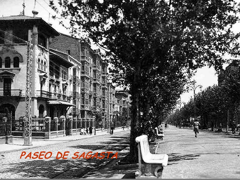 PARADA DE TROLEBÚS Ciudad Jardín, (al lado de Sta Engracia)