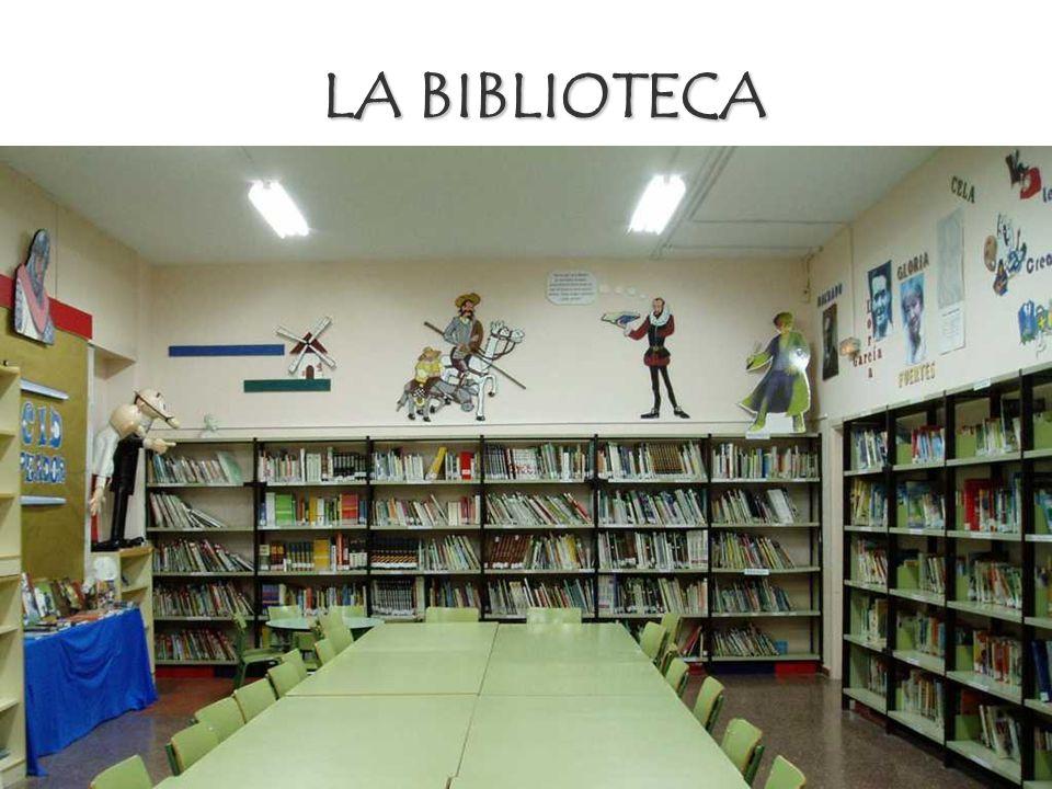 CEIP PADRE MANJÓN BURGOS El Colegio cuenta con una Biblioteca dotada con unos 6.000 volúmenes de lectura y de consulta adaptados a los diferentes usuarios y edades.