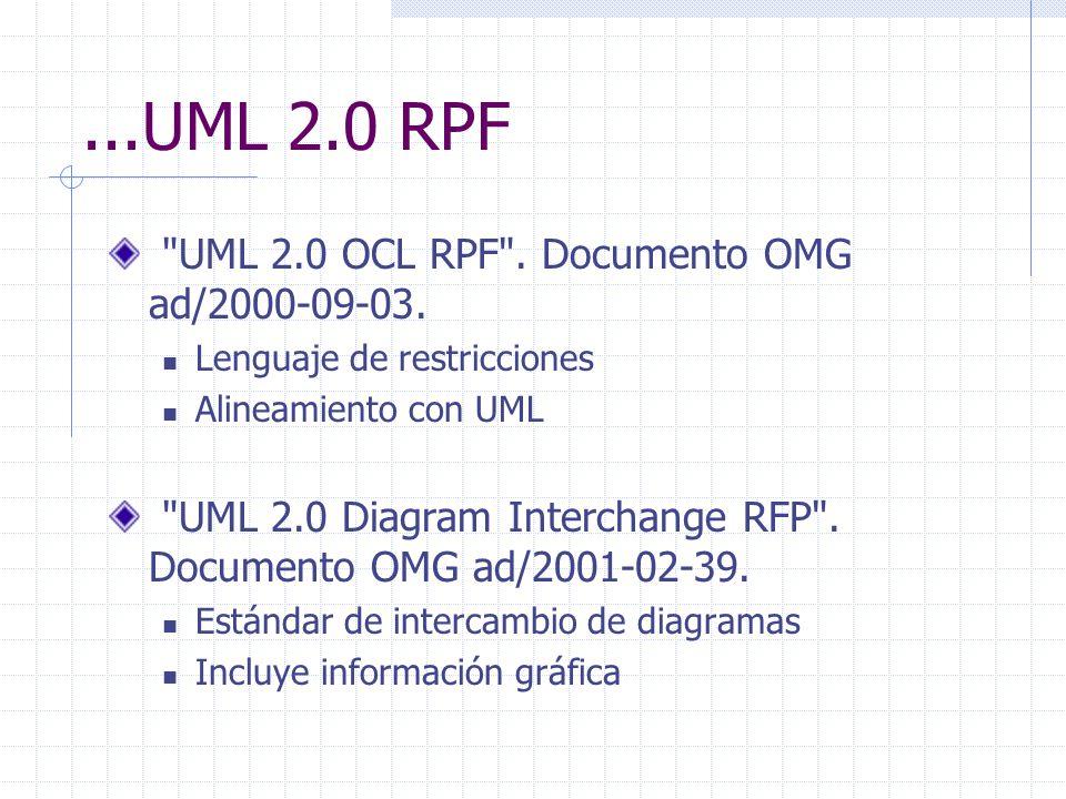 ...UML 2.0 RPF