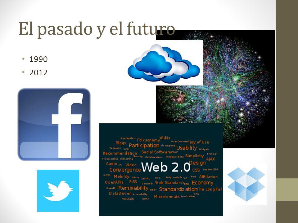 El pasado y el futuro 1990 2012