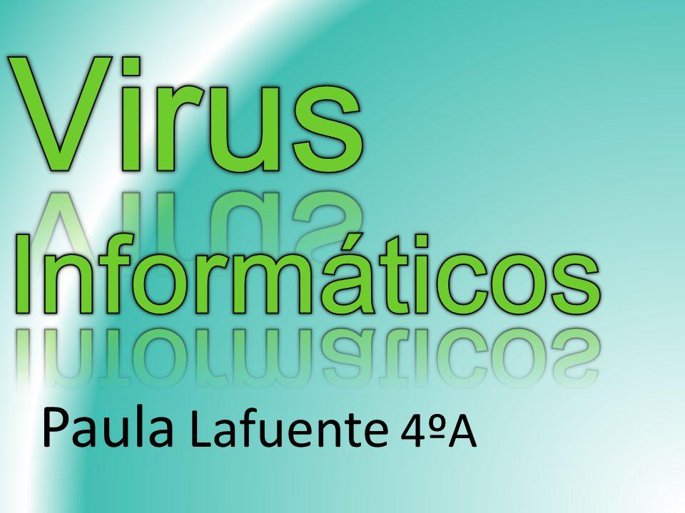 Paula Lafuente 4ºA