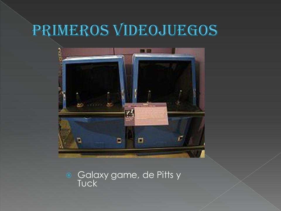 Galaxy game, de Pitts y Tuck