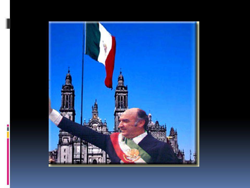 México se descubre dueño de una inmensa riqueza petrolera colocándolo a nivel de los grandes productores como Arabia Saudita.