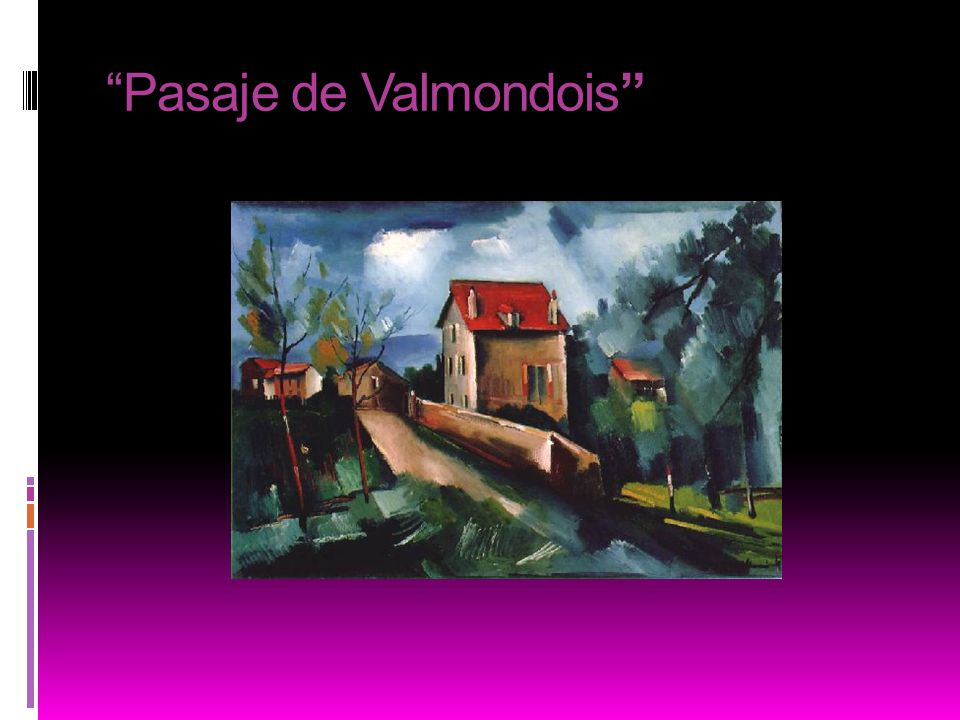 Pasaje de Valmondois