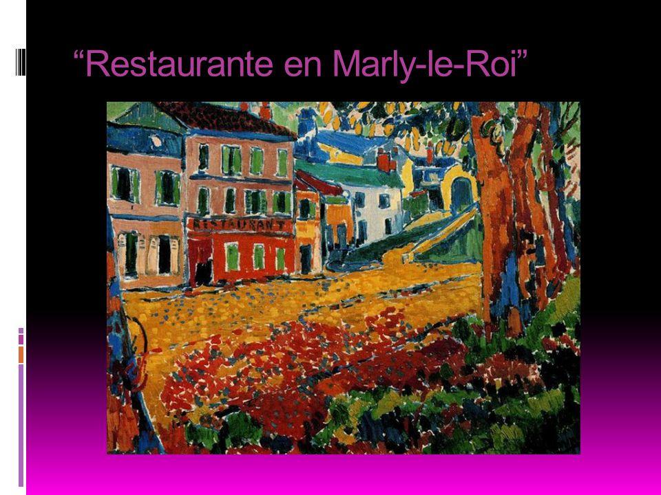 Restaurante en Marly-le-Roi
