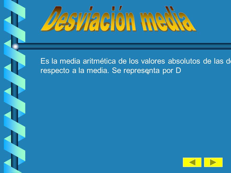 Tallas Desviaciones respecto (cm) a la media 169 169-170= -1 171 171-170 = 1 =170 suma= 0 Merce des Paco Tallas Desviaciones respecto (cm) a la media