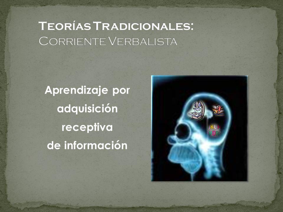 Se asienta, consciente o inconscientemente, en determinados supuestos respecto del significado que tiene enseñar y aprender. Supone la opción, implíci