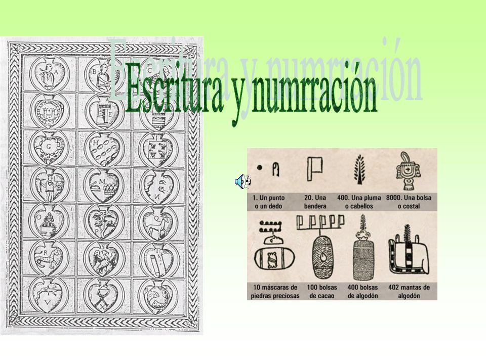 Los aztecas se destacaban en la astronomía, las matemáticas, la agricultura y la astronomía. Los aztecas, después de la destrucción de México en 1521