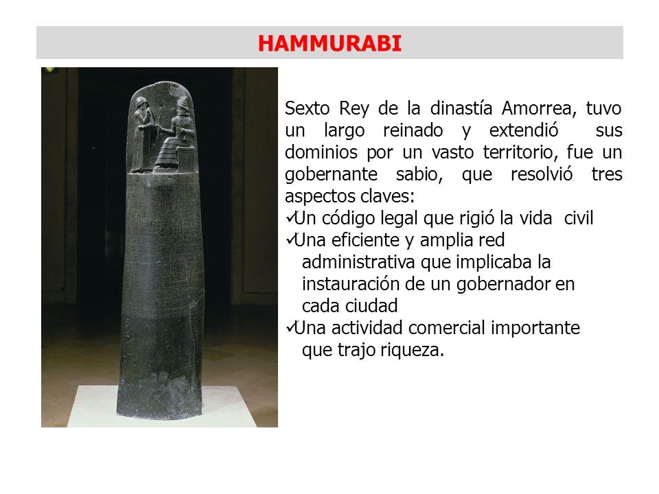 INICIO Hacia 1950 aC., reinaba en Mesopotamia la anarquía, debido a las invasiones. Por un lado los ELAMITAS, que invadieron Ur y otras ciudades del s