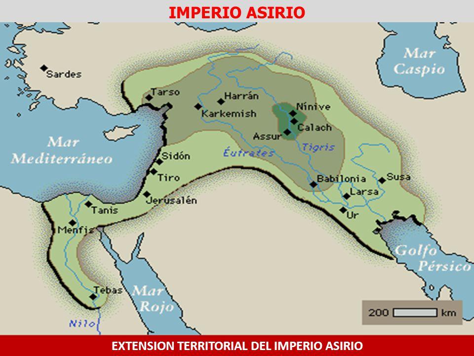 ORIGENES Alrededor del 2500 aC., poblaban Asiria tribus pre sumerias, antecesoras de los Hurritas.