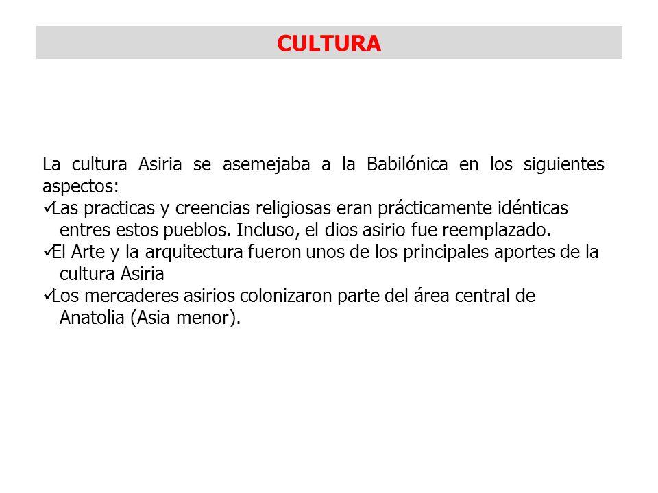 IMPERIO ASIRIO EXTENSION TERRITORIAL DEL IMPERIO ASIRIO
