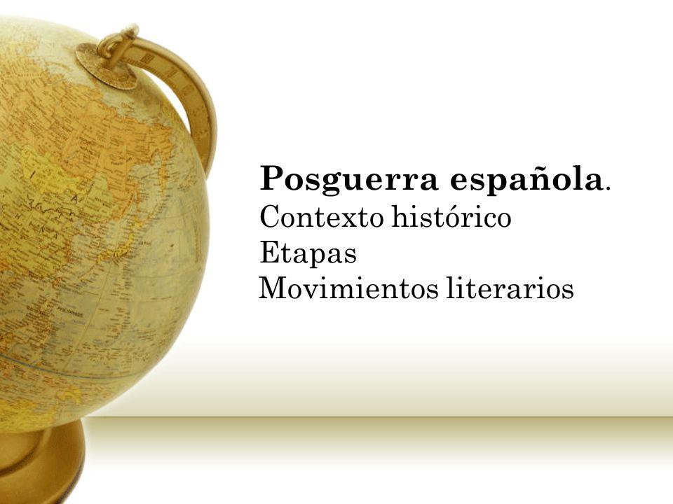 LITERATURA EN LOS SESENTA