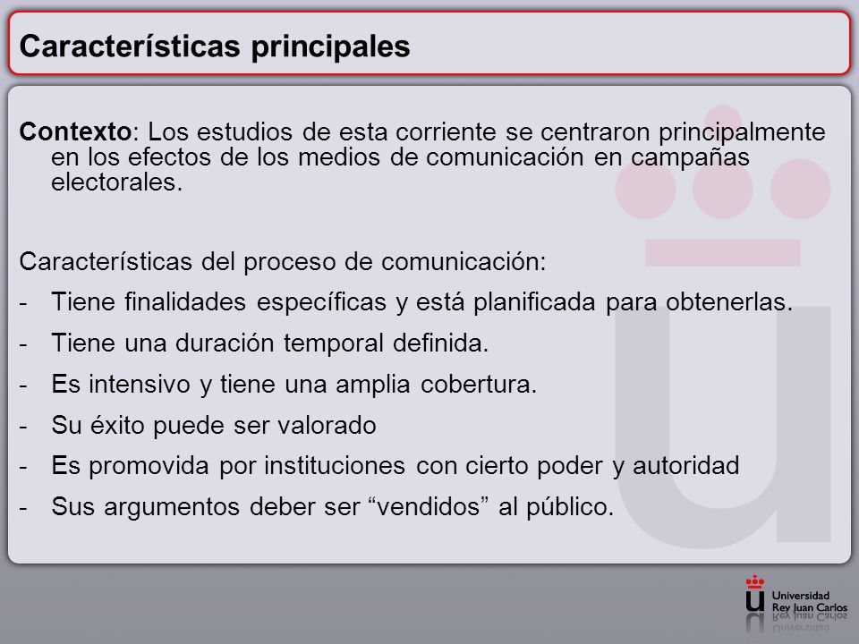 2.2.Factores relativos a la audiencia.
