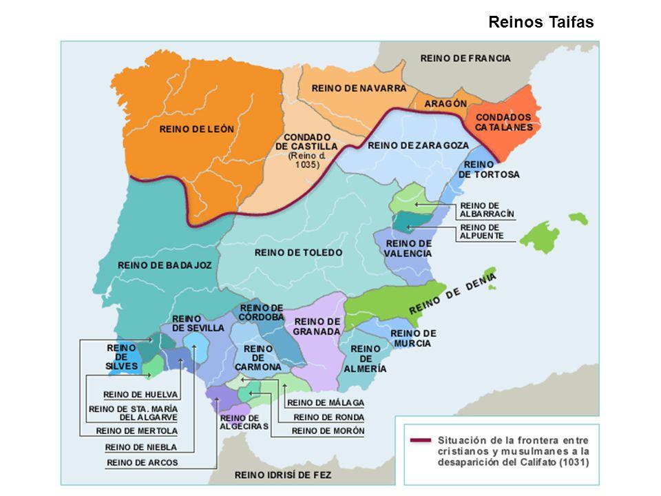Los cristianos fueron avanzando desde Asturias hacia el sur, creando diferentes sistemas administrativos.
