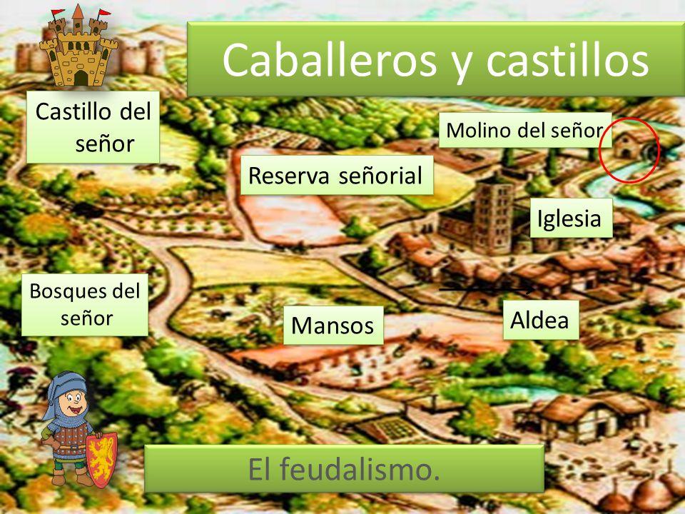 Caballeros y castillos El feudalismo.