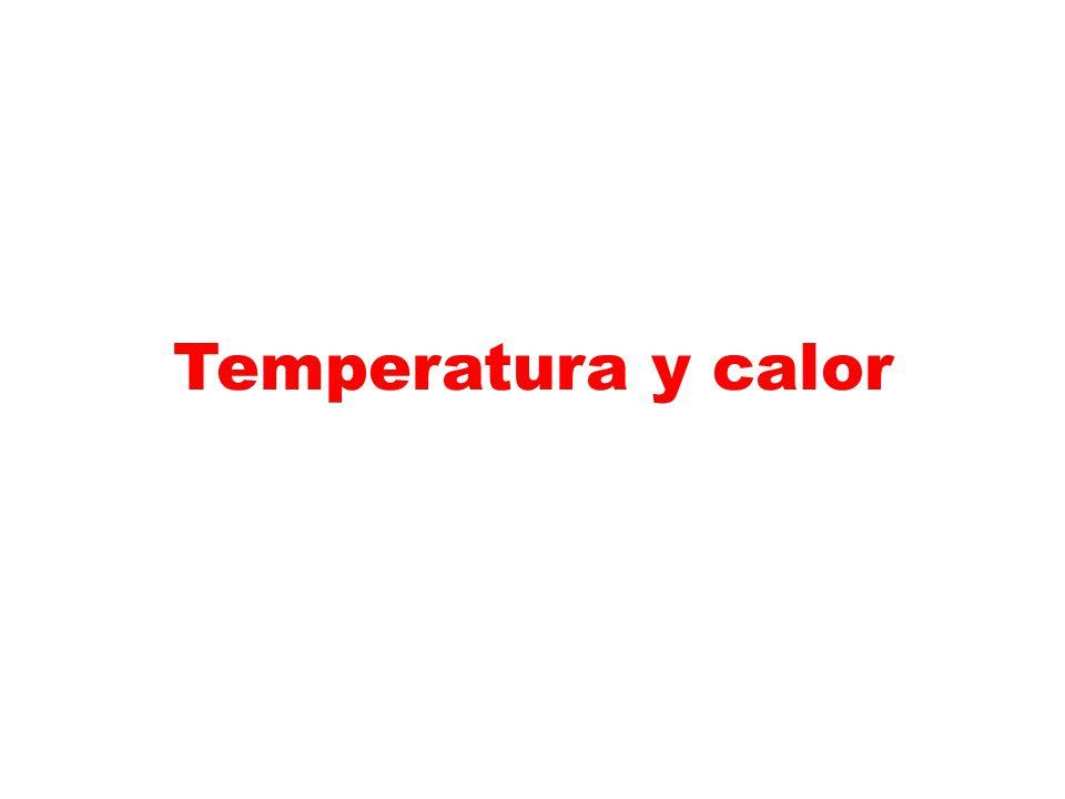 La temperatura de un cuerpo se define como una magnitud que mide la energía promedio de las moléculas que constituyen ese cuerpo.