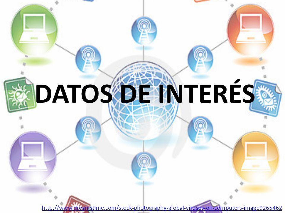 DATOS DE INTERÉS http://www.dreamstime.com/stock-photography-global-viruses-on-computers-image9265462