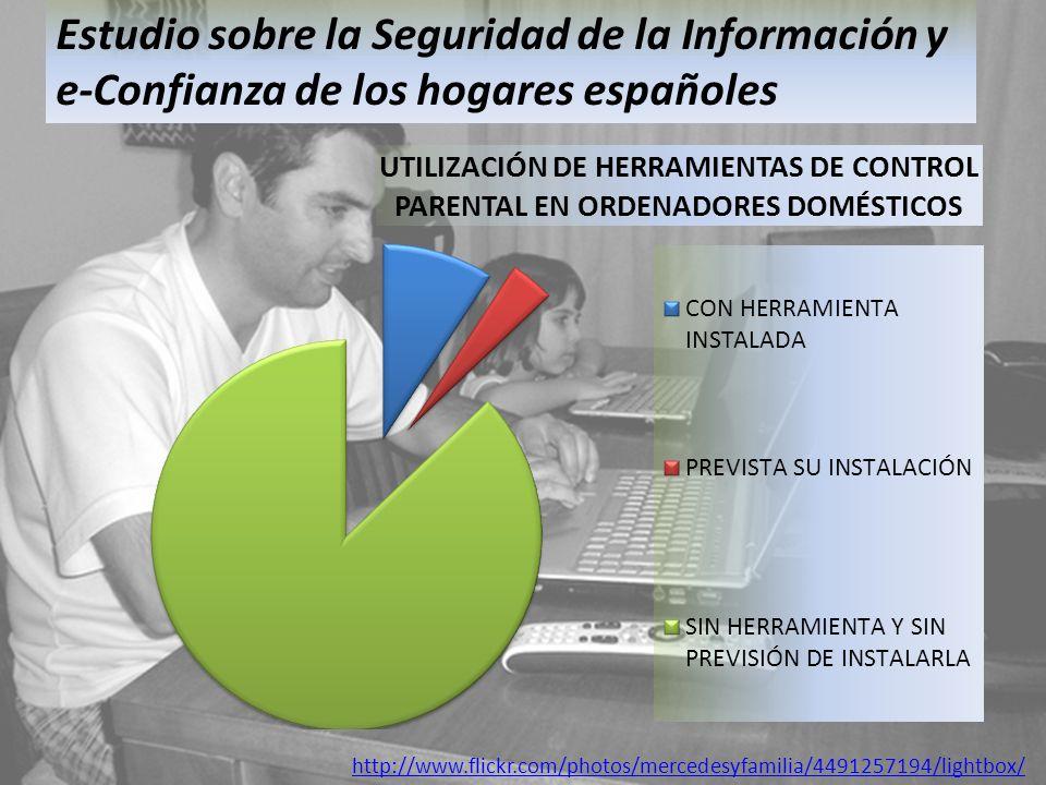 Estudio sobre la Seguridad de la Información y e-Confianza de los hogares españoles http://www.flickr.com/photos/mercedesyfamilia/4491257194/lightbox/