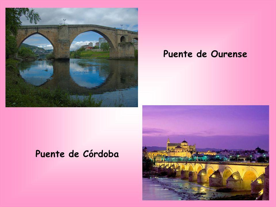 Puente de Ourense Puente de Córdoba