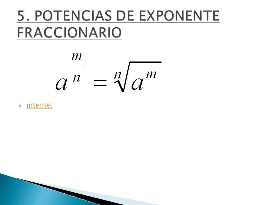 Introducir y extraer números en un radical: Para introducir, se eleva al número que está fuera por el índice de la raíz.