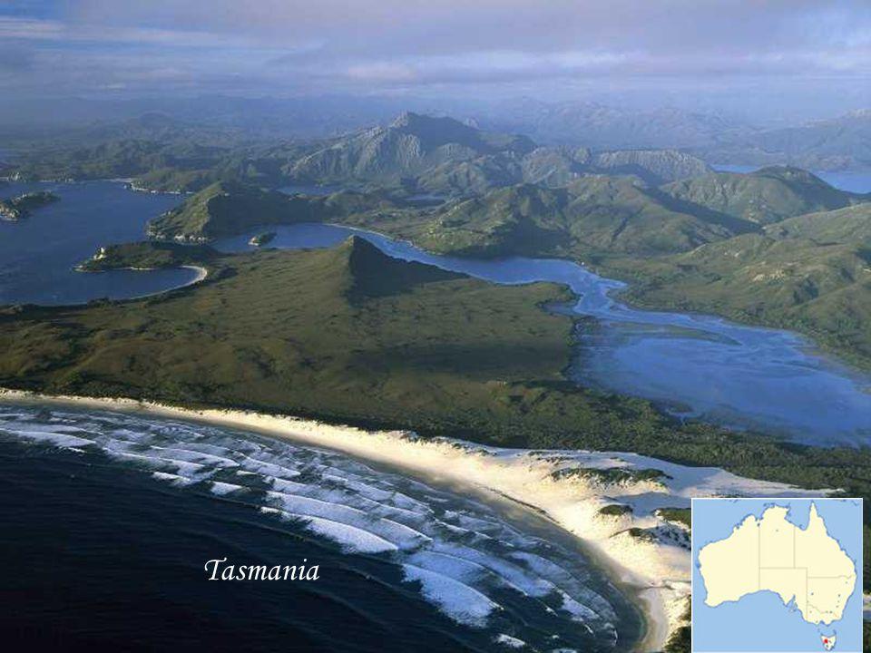 Grandes Montañas - Tasmania