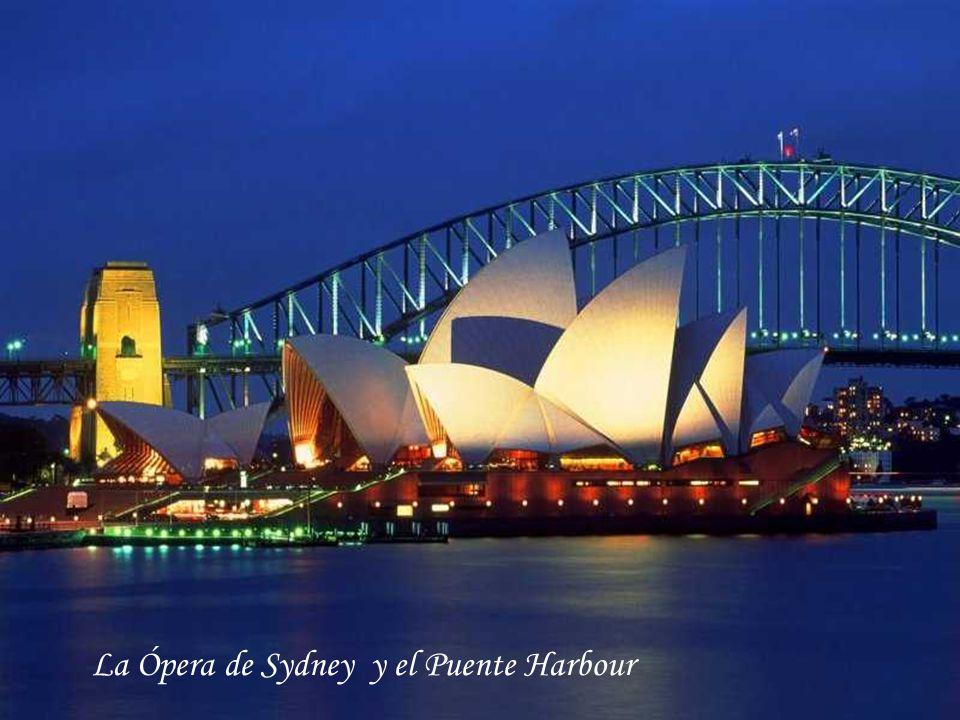 La Ópera de Sydney – Nueva Gales del Sur