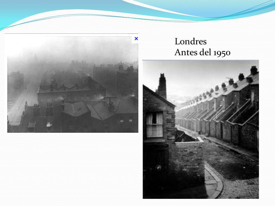 Londres Antes del 1950