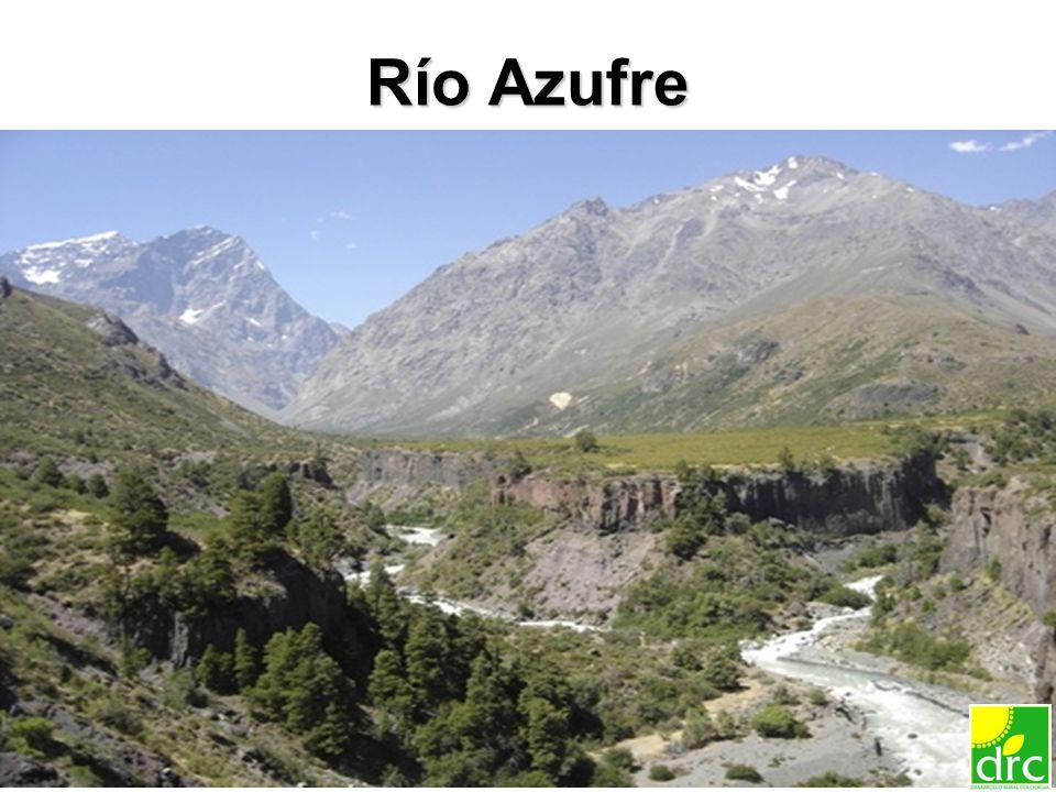 14 Río Azufre
