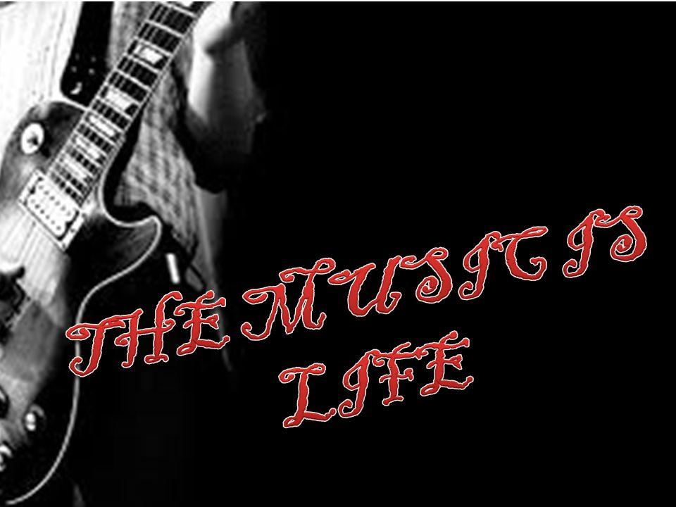 La música es sinónimo de libertad, de tocar lo que quieras y como quieras, siempre que sea bueno y tenga pasión, que la música sea el alimento del amor.
