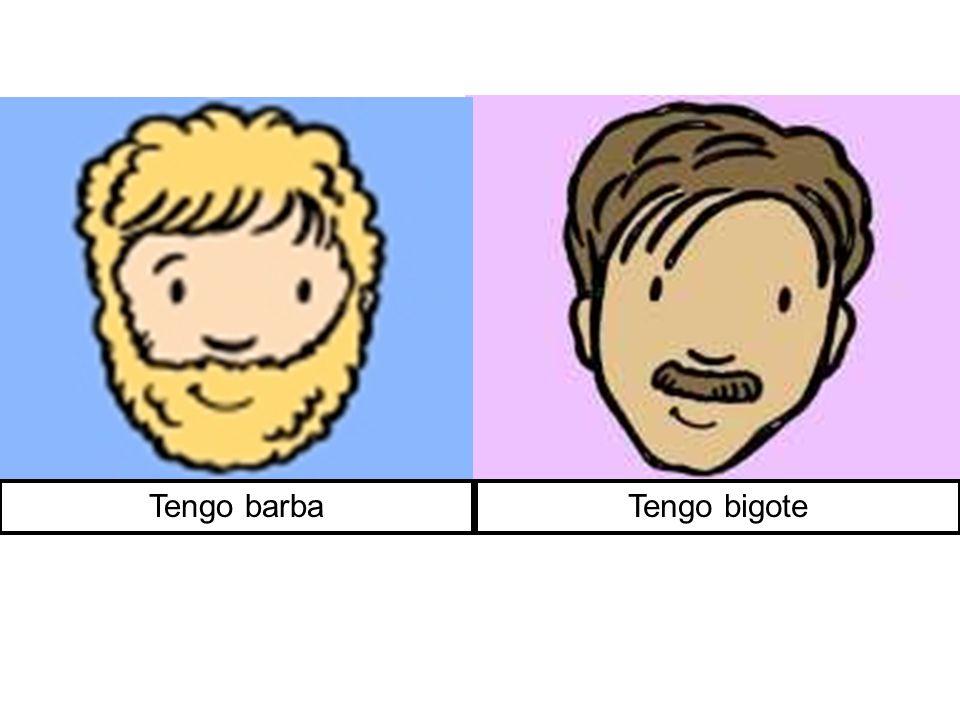 Tengo barbaTengo bigote