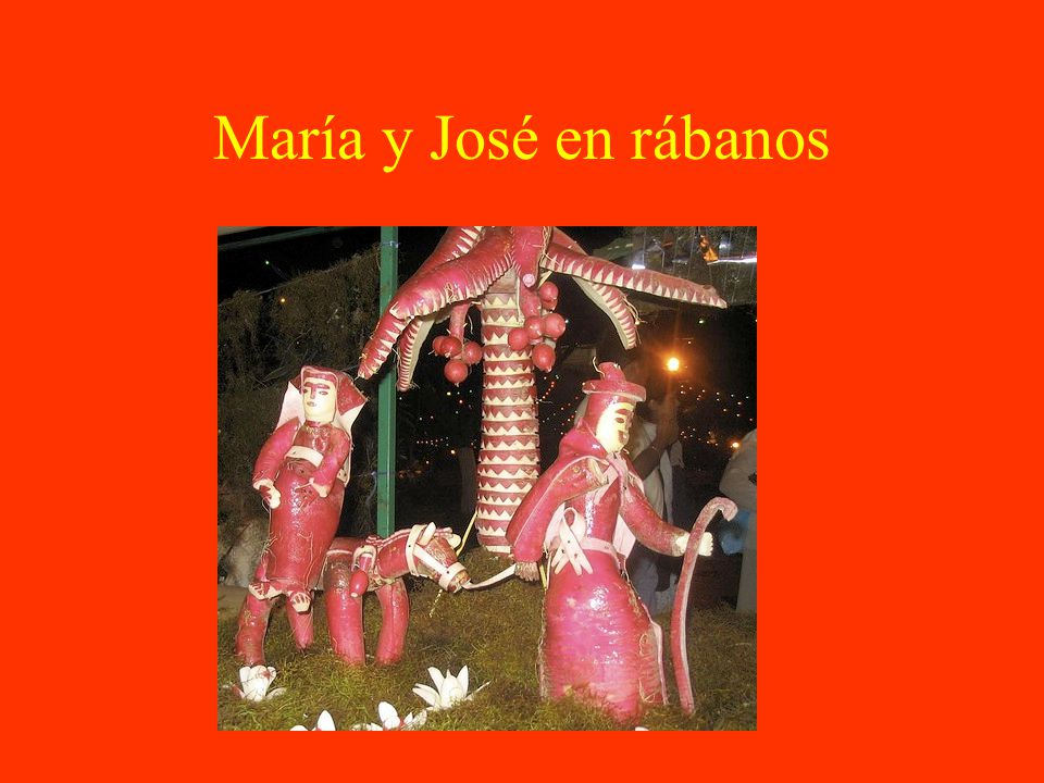 La Basílica de Guadalupe de rábanos y de verdad.