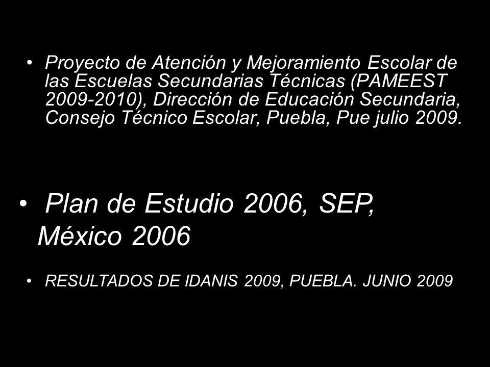 ANUARIO FINAL ESTADÍSTICO, 2009 IDANIS, INSTRUCTIVO, 1999.