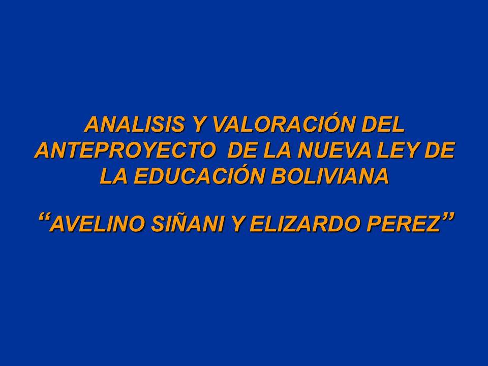 4.La educación y la libertad de enseñanza son derechos fundamentales y un bien público que la Sociedad Civil y el Estado tienen obligación de garantizar a todas y todos los bolivianos.