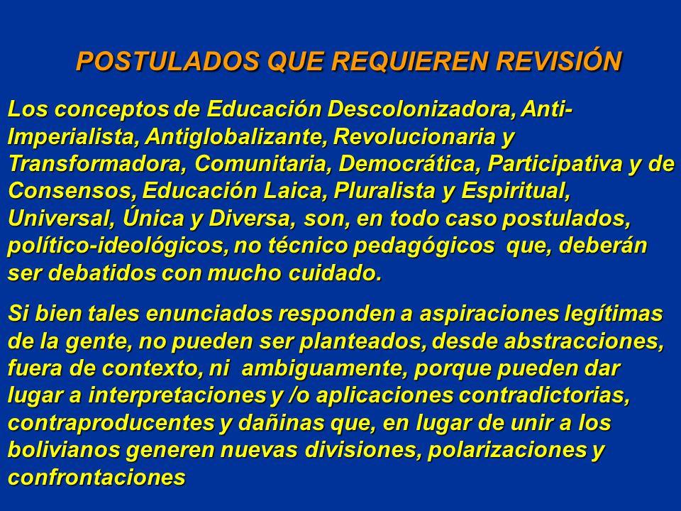 SUS CONNOTACIONES POLÍTICAS SUS CONNOTACIONES POLÍTICAS La finalidad esencial de la Nueva Ley de Educación es la de definir las Nuevas Políticas de Es