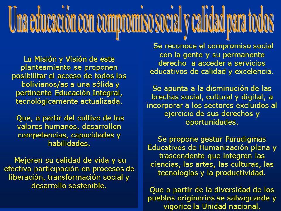 Con esta propuesta se esperaba Con esta propuesta se esperaba que el II Congreso Nacional de Educación 2006, fuese la oportunidad histórica para que e