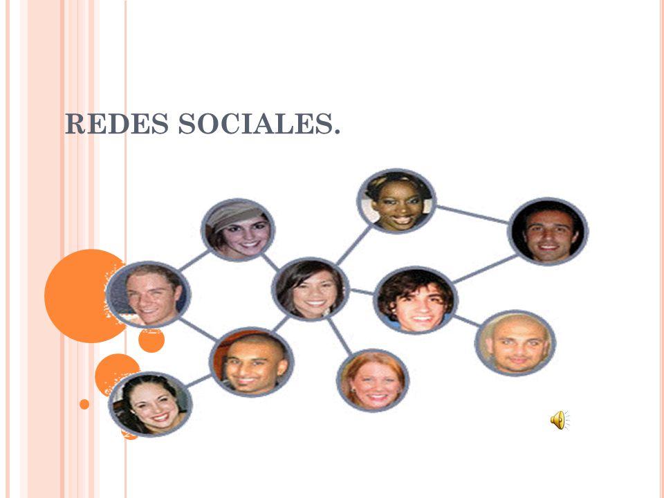 Una red social es una estructura social en donde hay individuos que se encuentran relacionados entre si.