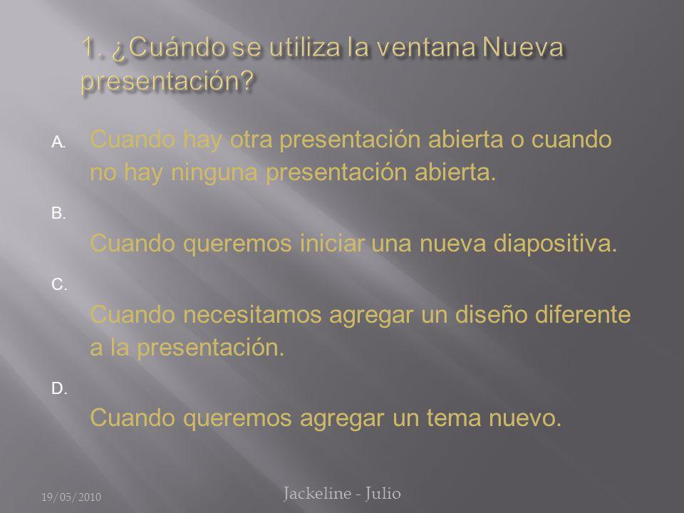 A.Se refiere al aspecto del texto o de los objetos en una presentación en una diapositiva.