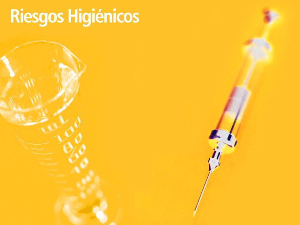 Exposición a Agentes Biológicos Se relacionan con la exposición a microorganismos, cultivos celulares y endoparásitos humanos, relacionados con el contacto con pacientes, muestras biológicas o instrumental contaminado.