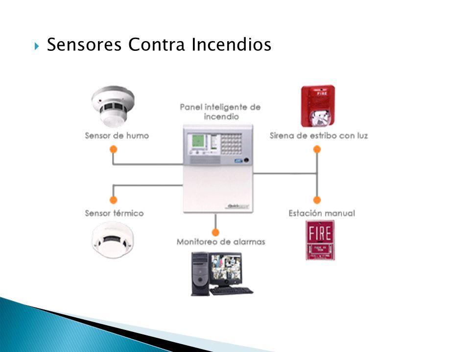 Sensores Contra Incendios